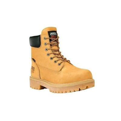 """ティンバーランド ブーツ Timberland PRO TB038021242 メンズ 38021 Direct Attach 6"""" スチール Toe ブーツ Wheat"""