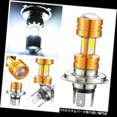 バイク ヘッドライト 360 H4穂軸LEDのオートバイのヘッドライトの高く低いビームライト3500lm 30Wの極度の明るい  360° H4 COB LED Mot