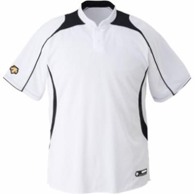 ジユニアベースボールシヤツ デサント(descente) ヤキュウソフトベースボールTシャツ (jdb110b-swbk)