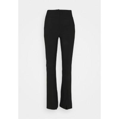 エンヴィ レディース レギンス ボトムス ENMEINUNG PANTS - Leggings - Trousers - black black
