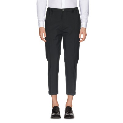 ディースクエアード DSQUARED2 パンツ ブラック 50 バージンウール 95% / ポリウレタン 5% パンツ