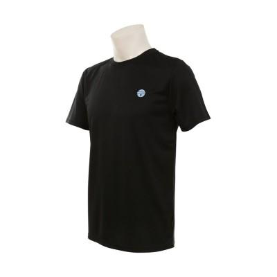 (s.a.gear/エスエーギア)エスエーギア/ドラえもんバドミントンTシャツ/ユニセックス ブラック