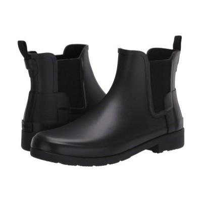 ハンター レディース ブーツ・レインブーツ シューズ Original Refined Chelsea Boots