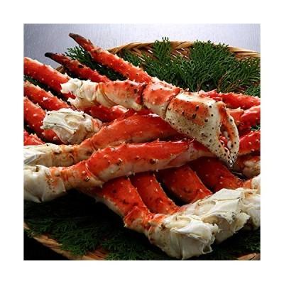 ロイヤルタラバガニ 最高傑作の極上品 特大 ボイル済み タラバ蟹 脚 約1kg