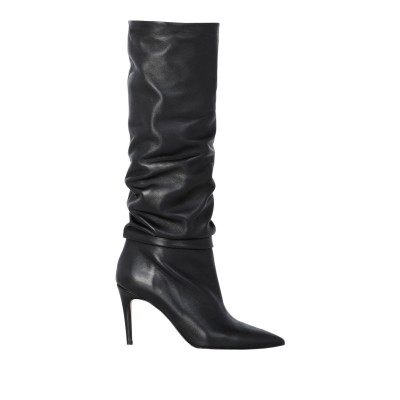 BIANCA DI ブーツ ブラック 41 革 ブーツ