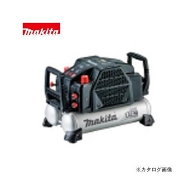 マキタ Makita 11L 46気圧 エアコンプレッサ 高圧専用(4口) 黒 AC462XLHB