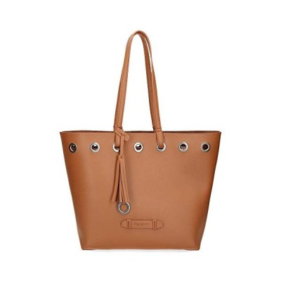 Pepe Jeans Angelica Brown Shopping Bag 並行輸入品