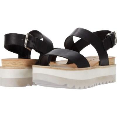 ドルチェヴィータ Dolce Vita レディース サンダル・ミュール シューズ・靴 Moxie Black Leather