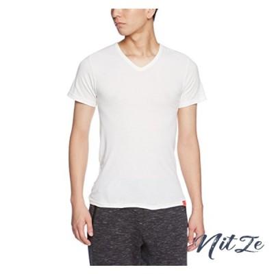 [グンゼ] インナーシャツ ホットマジック 柔らか温か VネックTシャツ MH1915 メンズ