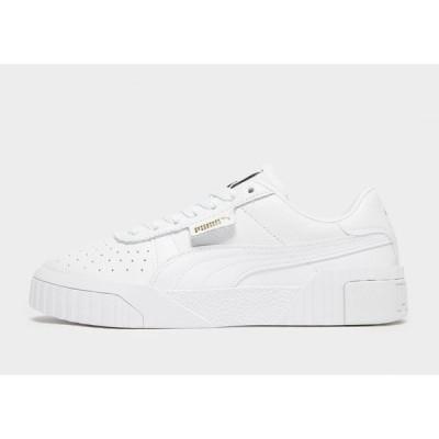プーマ Puma レディース スニーカー シューズ・靴 Cali white