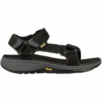 (取寄)テバ メンズ ストラタ ユニバーサル サンダル Teva Men's Strata Universal Sandal Black 送料無料