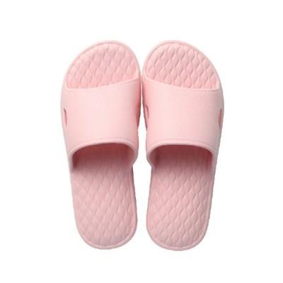 シャワーサンダル ベランダサンダル スリッパ 厚底 無地 柔らかい 滑り止め 室内履き 外履き カップルスリッパ
