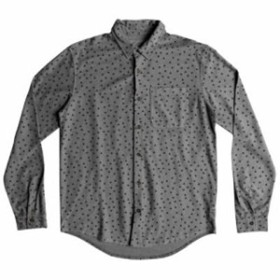 quiksilver クイックシルバー ファッション 男性用ウェア シャツ quiksilver baaoshirt