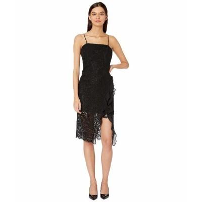 バードット ワンピース トップス レディース Priscilla Lace Dress Black