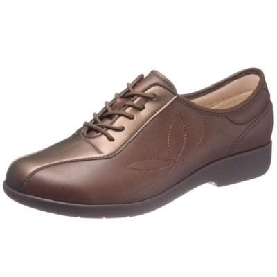 快歩主義L135 ブラウン 健康・快適シリーズNo,1 ブランドASAHI もっと元気になれる靴