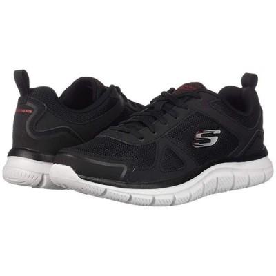 スケッチャーズ Track Scloric メンズ スニーカー 靴 シューズ Black/Red