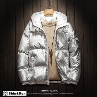 中綿ジャケット メンズ ダウンジャケット 中綿 ジャケット アウター コート 上着 防寒 お出かけ デート 秋冬 bmdm9014