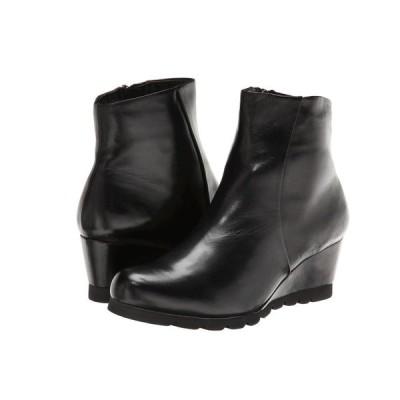 スプリングステップ Spring Step レディース ブーツ シューズ・靴 Ravel Black