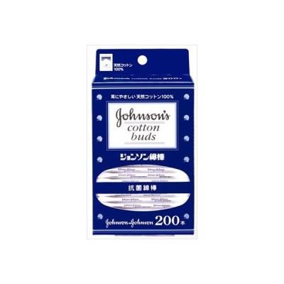 ジョンソン ジョンソン 綿棒 200本入(4901730011600)