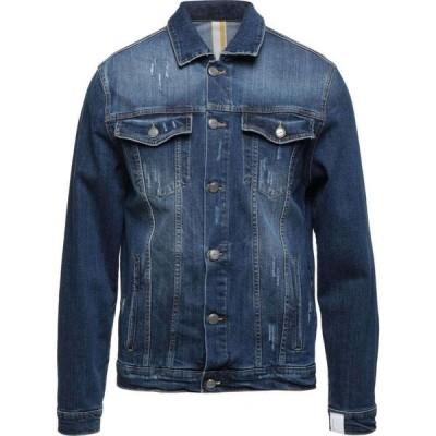 ガッザリーニ GAZZARRINI メンズ ジャケット Gジャン アウター denim jacket Blue