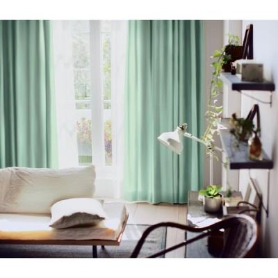 DESIGN LIFE 北欧デザイン遮光カーテン(1枚)SERA セーラ(100×135)ウォッシャブル 形状記憶加工 国産 日本製 スミノエ