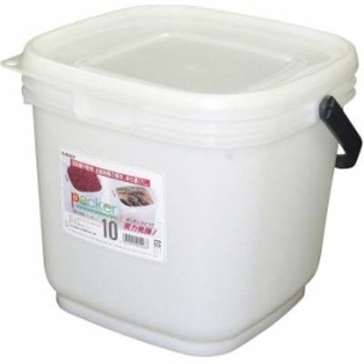 伸和 EBM-1039010 【6個セット】PE密封容器 パッカー 5L (EBM1039010)