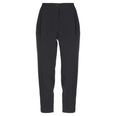 OTTOD'AME パンツ ブラック 42 ポリエステル 89% / ポリウレタン 11% パンツ