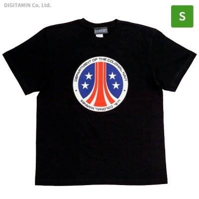 YUTAS エイリアン2 Tシャツ USCMC ICON No.3 BLACK/ Sサイズ◆ネコポス送料無料(ZG66011)