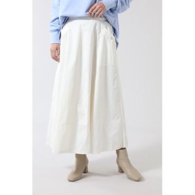 ROSE BUD / (OKIRAKU×ROSE BUD)ロングフレアスカート WOMEN スカート > スカート