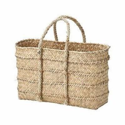 シーグラスバッグ 02-40 【送料無料】(トートバッグ、ショッピングバッグ、手提げバッグ、カゴバッグ、かごバッグ、鞄、かばん)