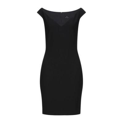 FABRIZIA DEA チューブドレス  レディースファッション  ドレス、ブライダル  パーティドレス ブラック