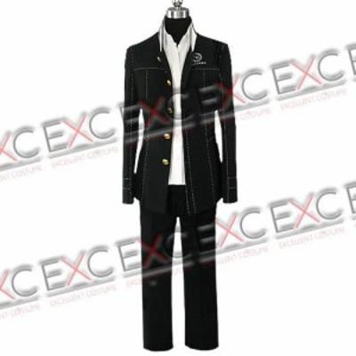 ペルソナ4 八十神高校 男子制服 風 コスプレ衣装
