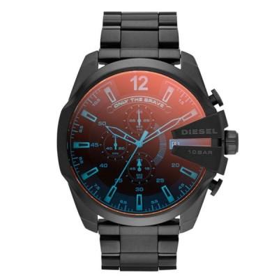 国内正規品  DIESEL ディーゼル 腕時計 メンズ MEGA CHIEF DZ4318