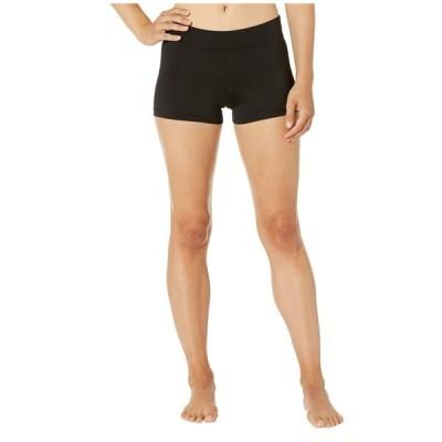 ブロック Bloch レディース ショートパンツ ボトムス・パンツ Basic Shorts Black