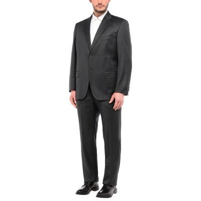 REDA スーツ スチールグレー 56 バージンウール 100% スーツ
