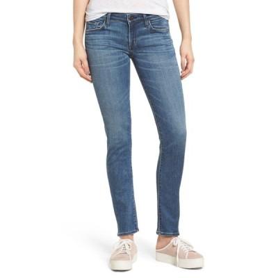 シチズンズ オブ ヒューマニティ レディース デニムパンツ ボトムス Racer Skinny Jeans VOODOO