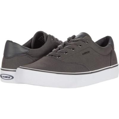ラグズ Lugz メンズ スニーカー シューズ・靴 Flip Dark Grey/White