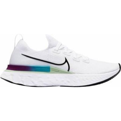 ナイキ レディース スニーカー シューズ Nike Women's React Infinity Run Flyknit Running Shoes Green/Blue