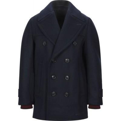 バンドオブアウトサイダーズ BAND OF OUTSIDERS メンズ コート アウター coat Dark blue