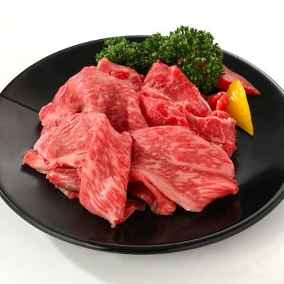 【母の日】認証近江牛切落とし(モモ、カルビ) 肉