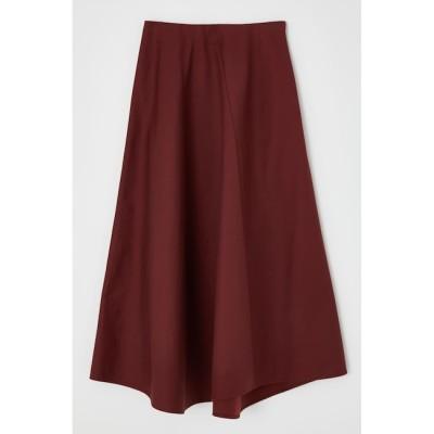 【マウジー/MOUSSY】 SATIN LONG スカート