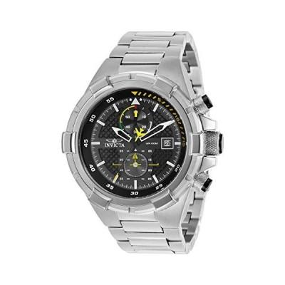 腕時計 インヴィクタ インビクタ 28108 Invicta Men's Aviator Quartz Watch with Stainless Steel Str