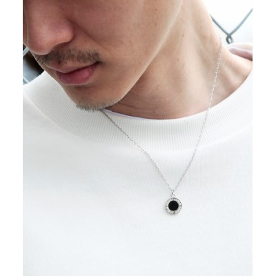 ONE DAY KMC / Genri/【EruloloⅡ】EPOLOGO PLATE NECKLACE MEN アクセサリー > ネックレス