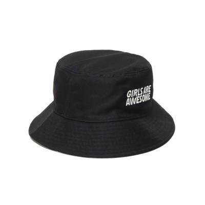 atmos pink / adidas アディダス バケット BUCKET (BLACK/OFF WHITE) WOMEN 帽子 > ハット