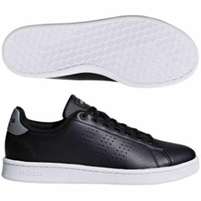 アディダス ADVANCOURT LEA U コアブラック×コアブラック×グレースリー  adidas F36431