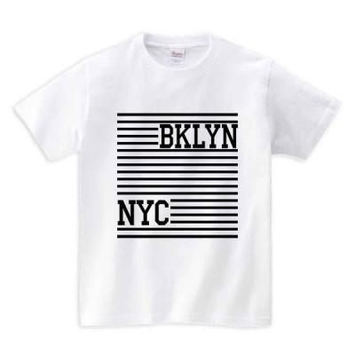 【ブルックリン・NYC】メンズ 半袖 Tシャツ