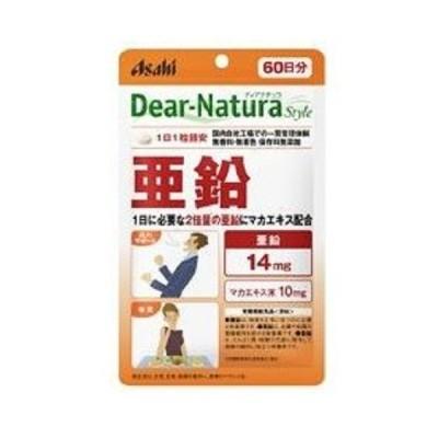 アサヒ Dear-Natura Style 亜鉛60粒