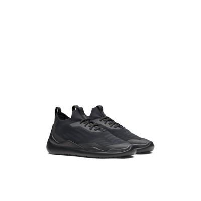 プラダ PRADA スニーカー シューズ 靴 ネロ ブラック ニット ファブリック
