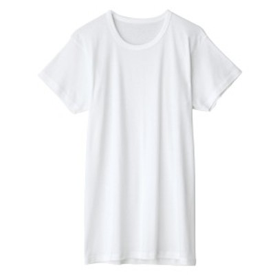 GUNZE(グンゼ) 小スペース対応インナー 丸首半袖Tシャツ GH0113