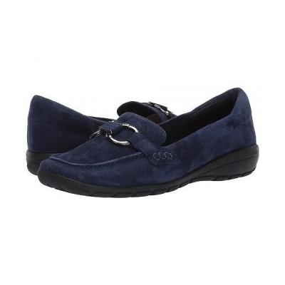 Easy Spirit イージースピリット レディース 女性用 シューズ 靴 ローファー ボートシューズ Avienta - Blue